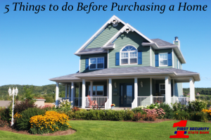 Purchasing a home can be a stressful time. Use these tips to ease the process.