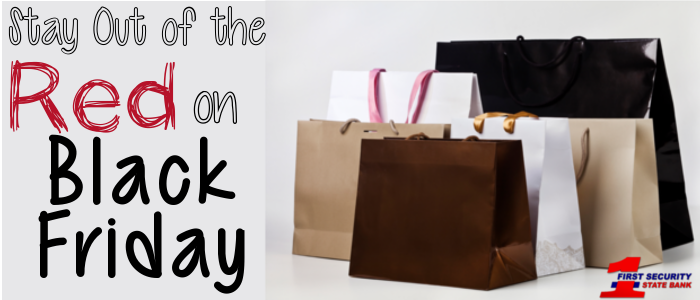 Black Friday is the biggest shopping day of the year. But there are different tricks you can use to keep from overspending.
