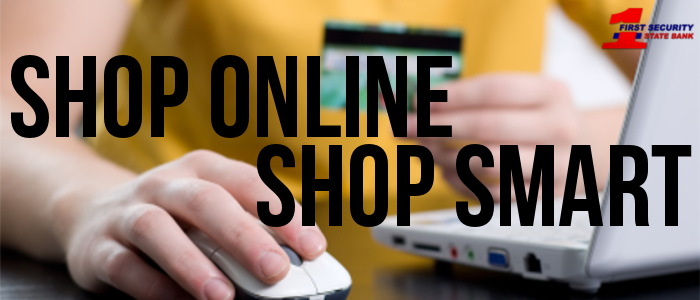 Online shopping is convenient but consumers must be careful with their information to avoid fraud.